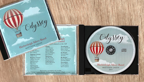 Hatherleigh Silver Band CD